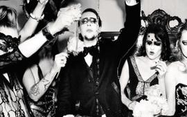 Love Bailey Talks Marilyn Manson's Demonic Art, Occult Portal, And Glass Cage Where He Allegedly Held Women Captive