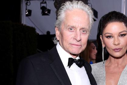 Catherine Zeta-Jones Shares Her Valentine's Day Plans With Hubby Michael Douglas