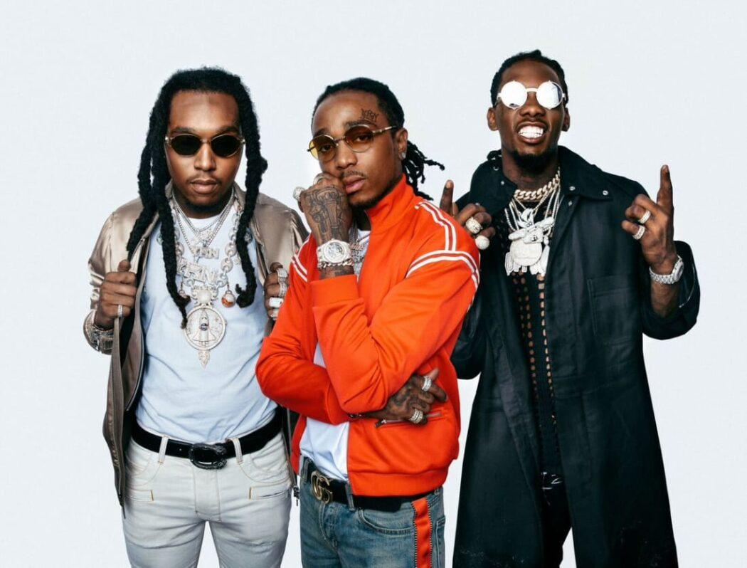 Migos Are Getting To Work On Their Latest Album Culture 3