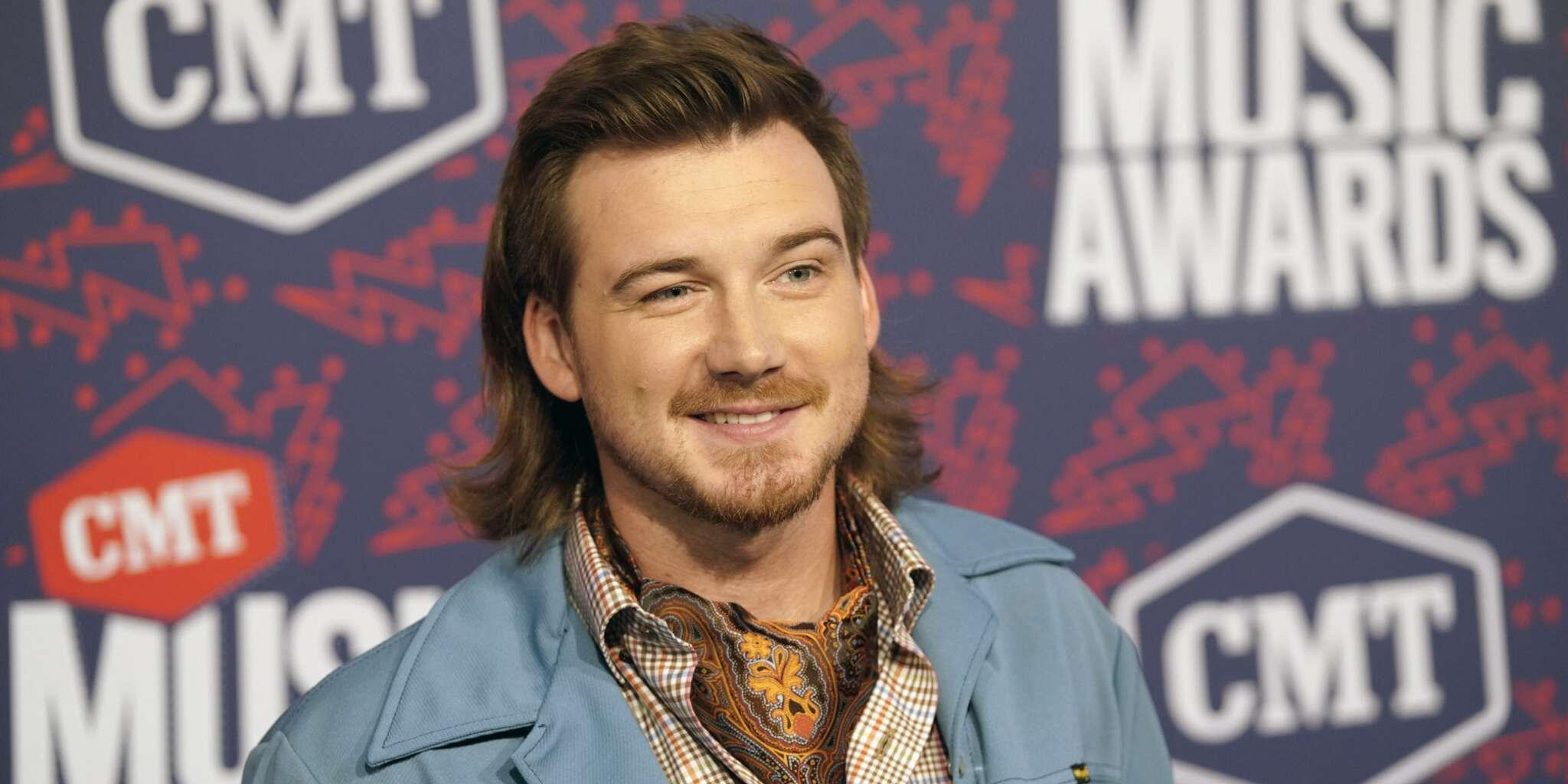 Morgan Wallen Caught Saying The N-Word On Video -- Peers Say This Isn't His First Time Using The Word As He Is Pulled From Radio