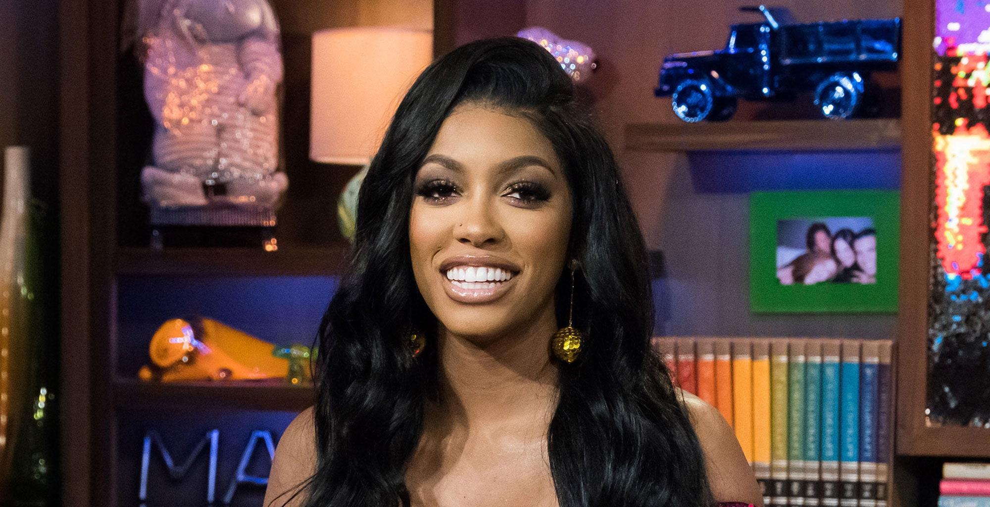 Goofy Porsha Williams Shows Off Some Sensual Moves For The 'Gram - Check Out Her Clip Here