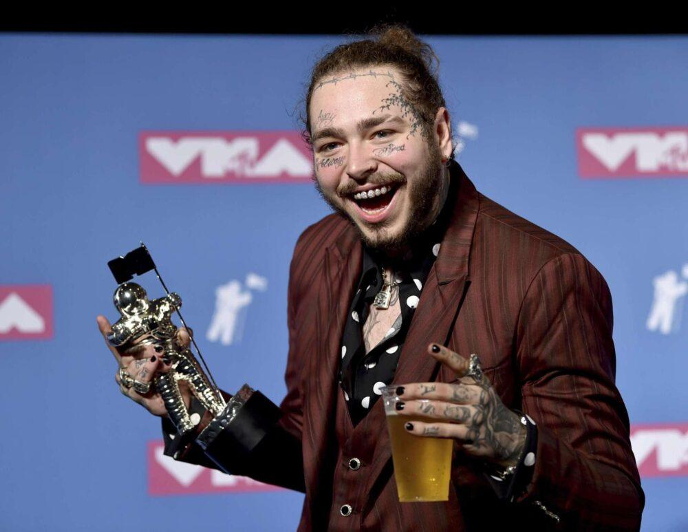 Post Malone Denies The Possibility Of Working With Tekashi 6ix9ine - Says 'Chances Are, No'