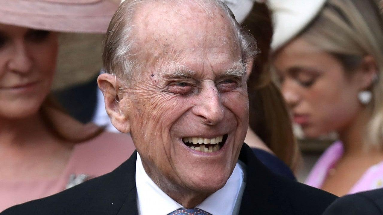 Prince Philip Reportedly 'In Good Spirits' While Still In The Hospital