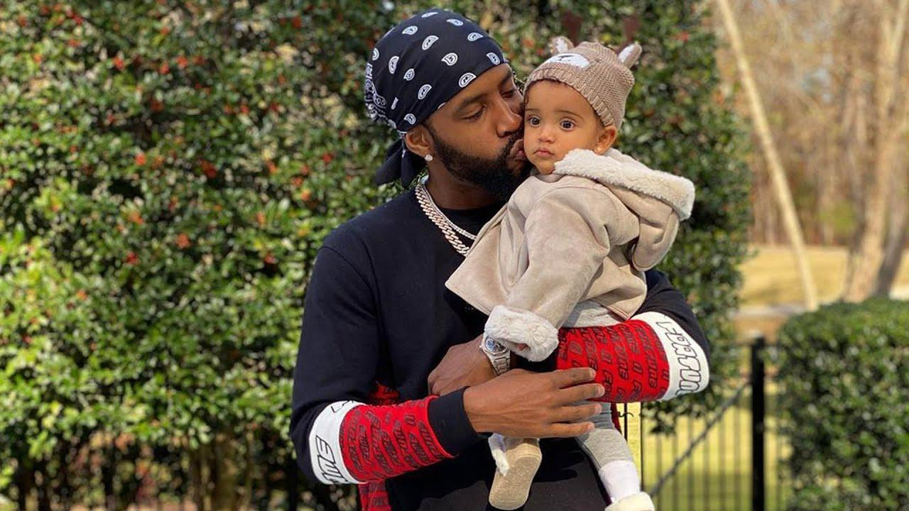 Safaree Shares A Gorgeous Photo Featuring Safire Majesty - See Erica Mena's Daughter In The Pic Here