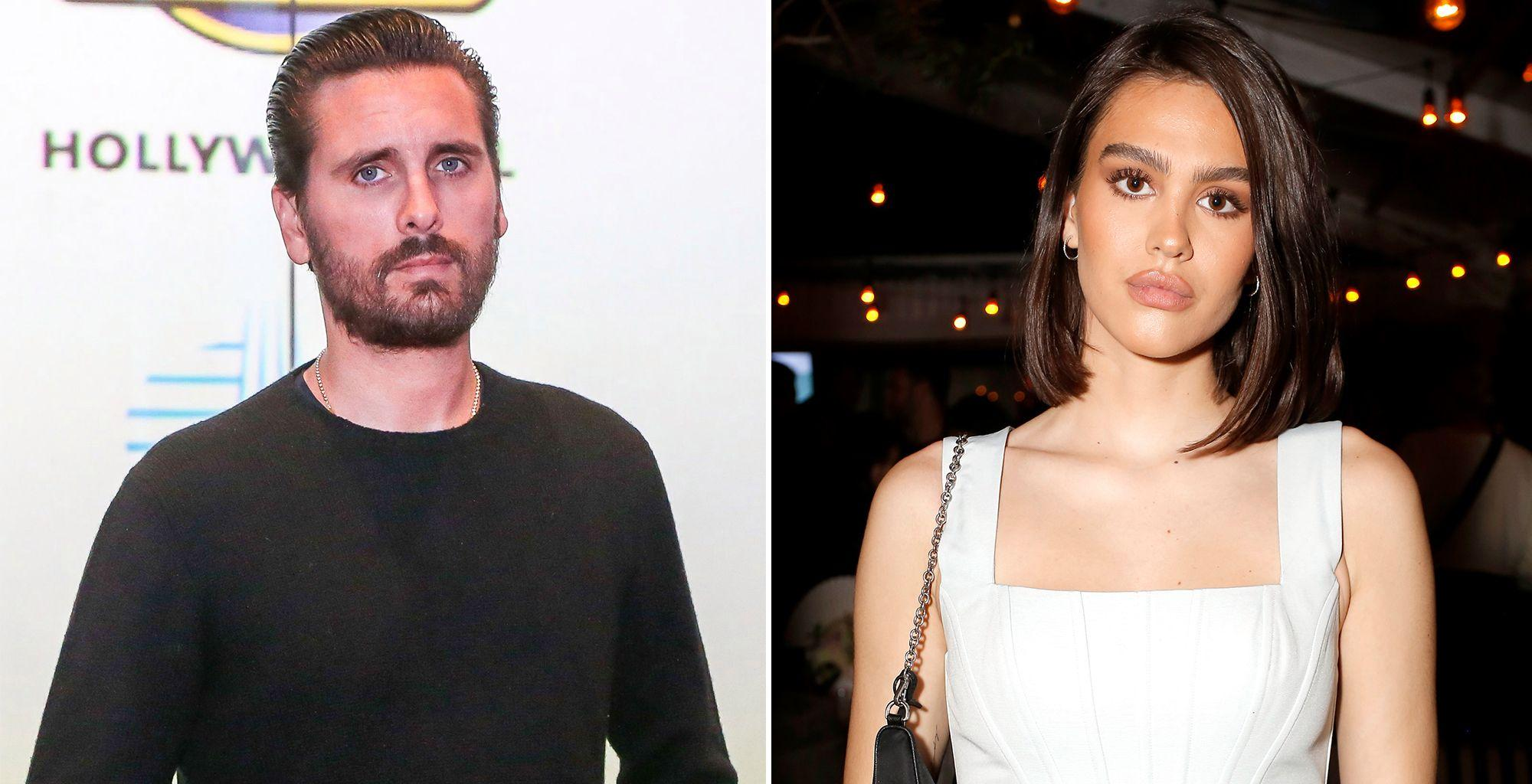 Scott Disick And Amelia Hamlin - Here's Why They Finally Made Their Romance Instagram Official!