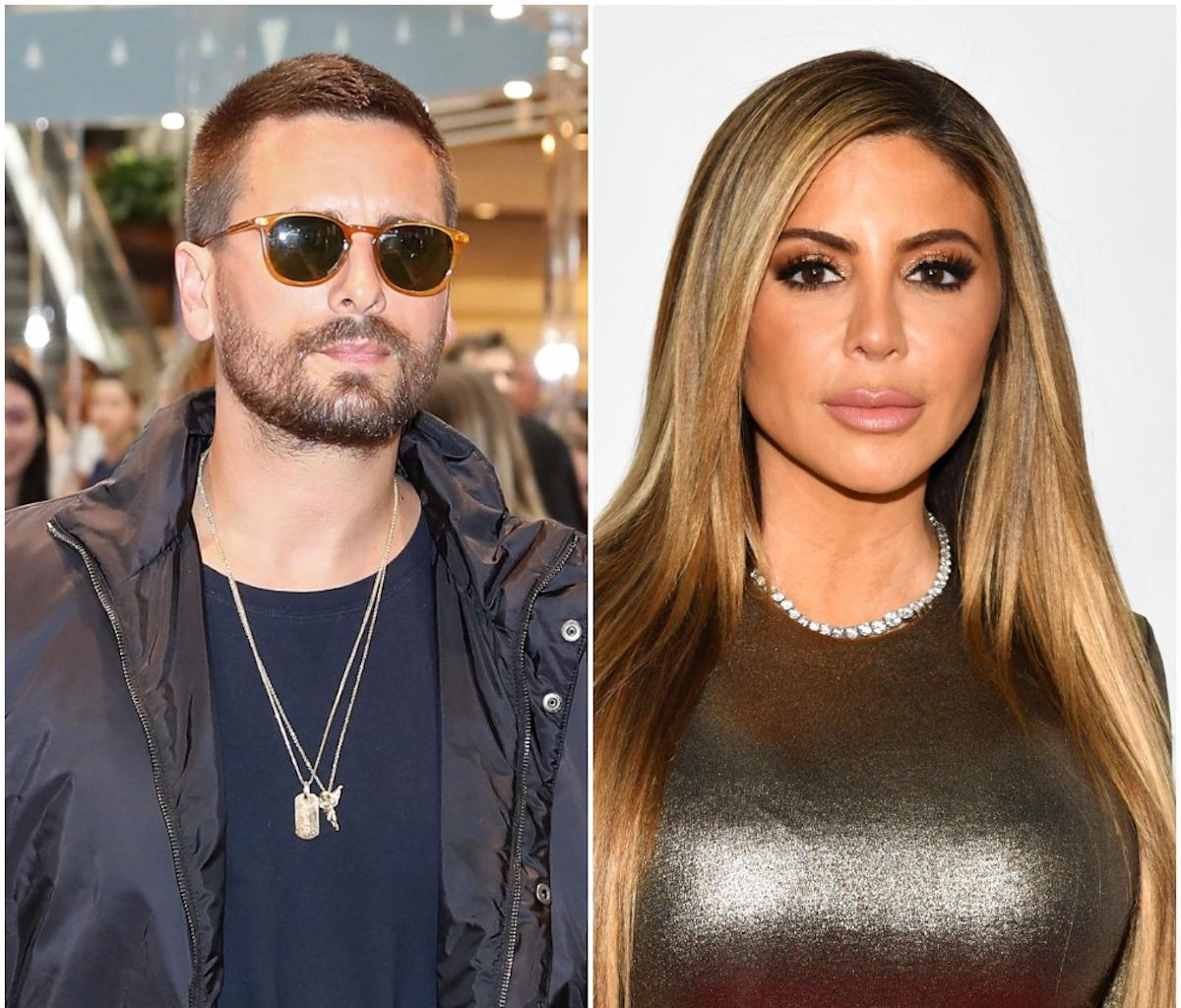Scott Disick And Larsa Pippen - Here's Why They Hung Out Despite Her Drama With The Kardashians!