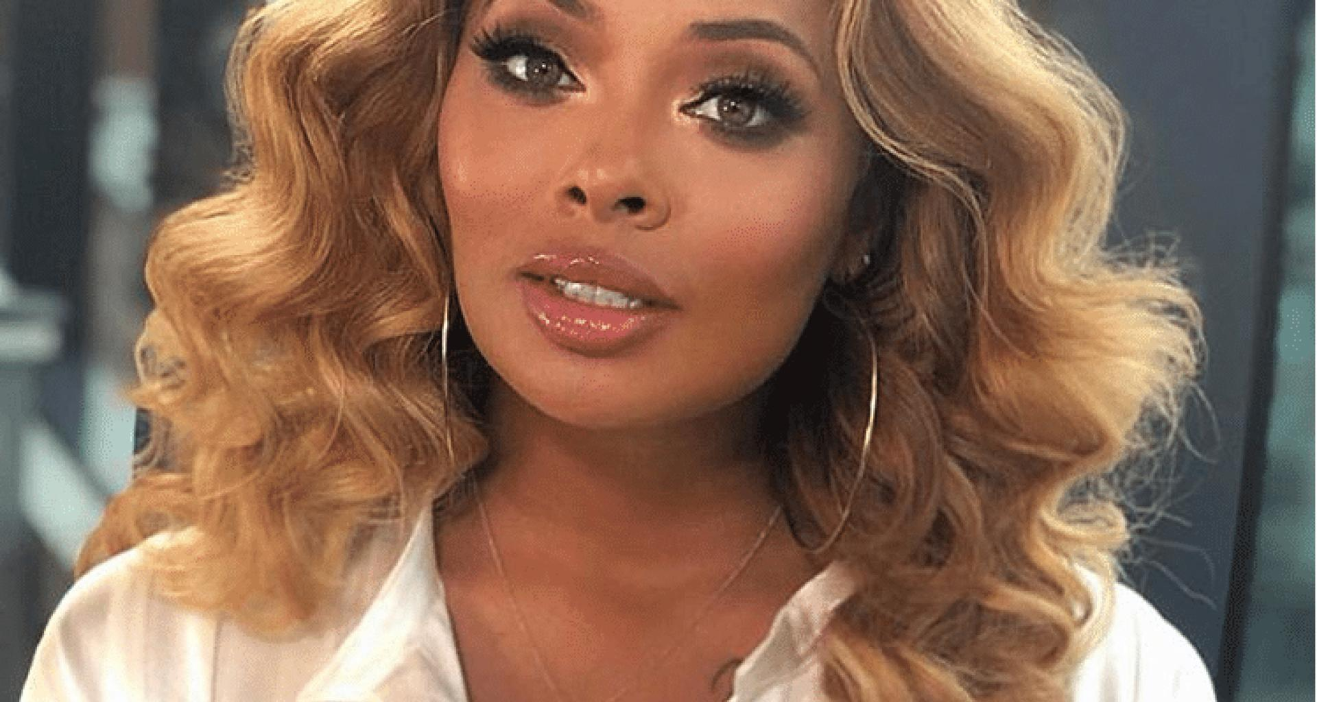Eva Marcille Shares A Heartbreaking Message On Her IG Account