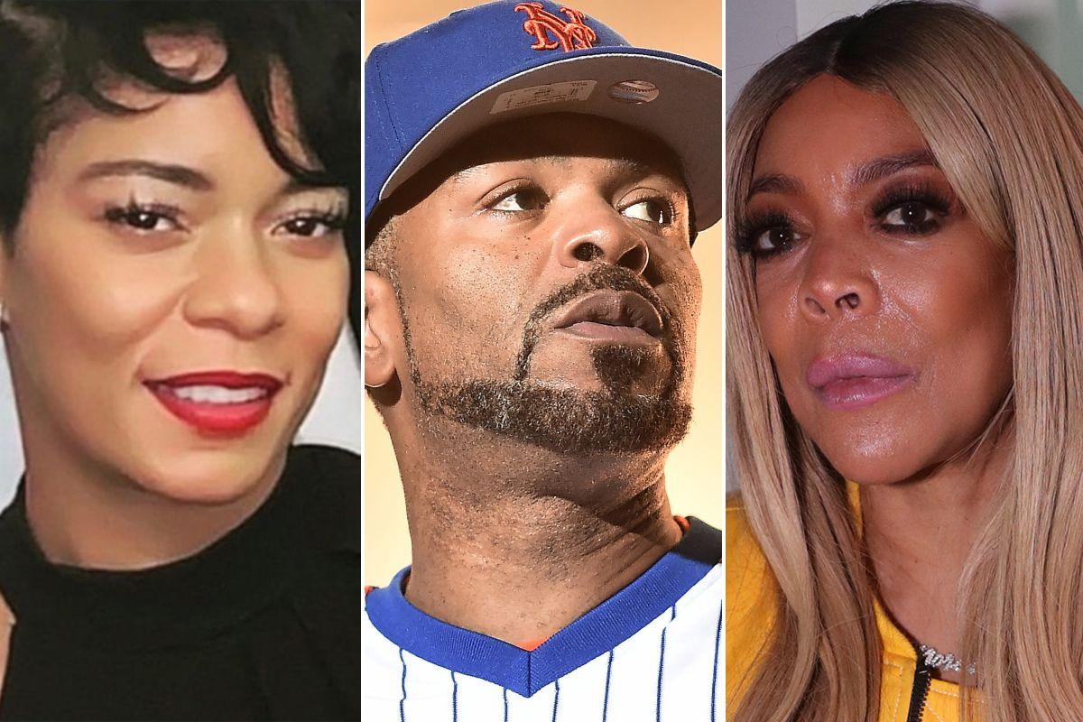 Method Man's Wife Tamika Smith Majorly Drags 'Miserable' Wendy Williams For Lying About One Night Stand With Her Husband!