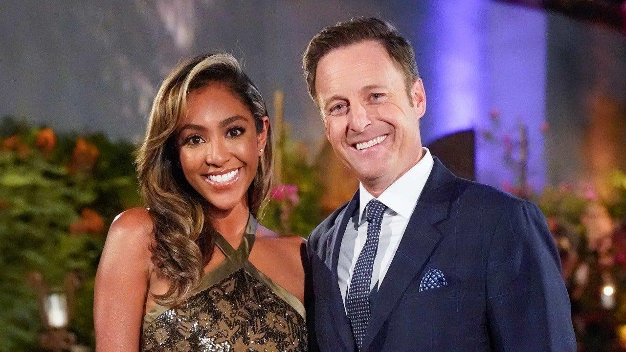 Tayshia Adams Believes Chris Harrison Made The Right Decision To Leave 'The Bachelor!'