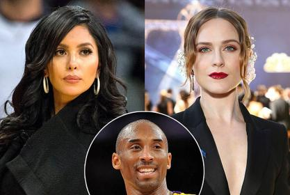 Vanessa Bryant Reacts To Evan Rachel Wood's 'Vile' Post About Kobe Bryant