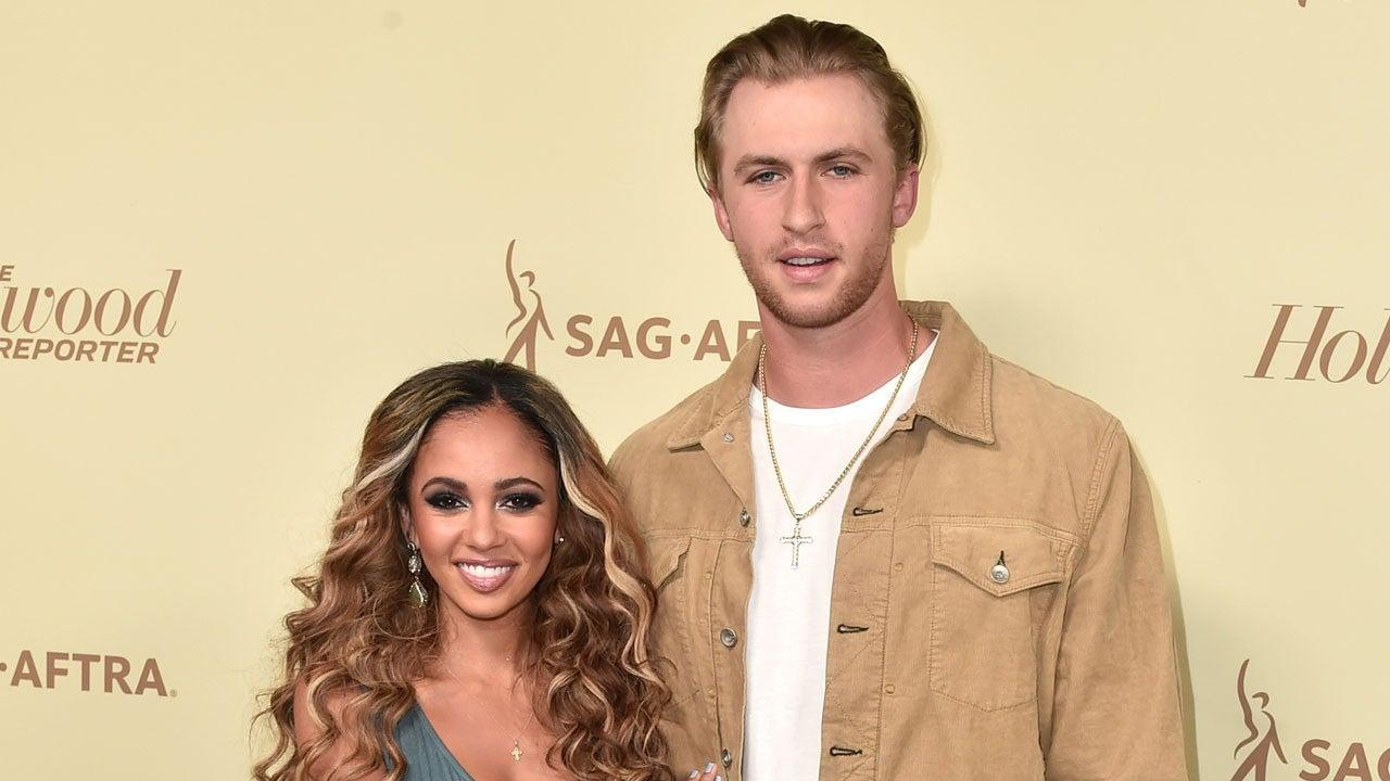Vanessa Morgan Shares The Name Of Her Baby Boy!