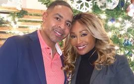 Cynthia Bailey Celebrates One Year Of Marriage - See Her And Mike Hill Happy Together