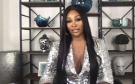 Cynthia Bailey Gets Ready For The New RHOA Reunion