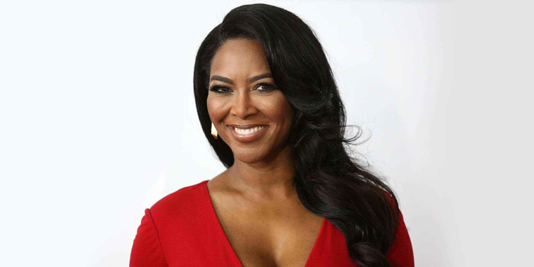 Kenya Moore Lost All Her Covid Weight - Check Out The Photo That Has Fans Drooling