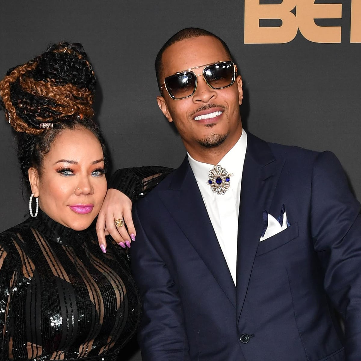 "Rapper T.I., wife ""Tiny"" under investigation by LAPD for sexual assault"