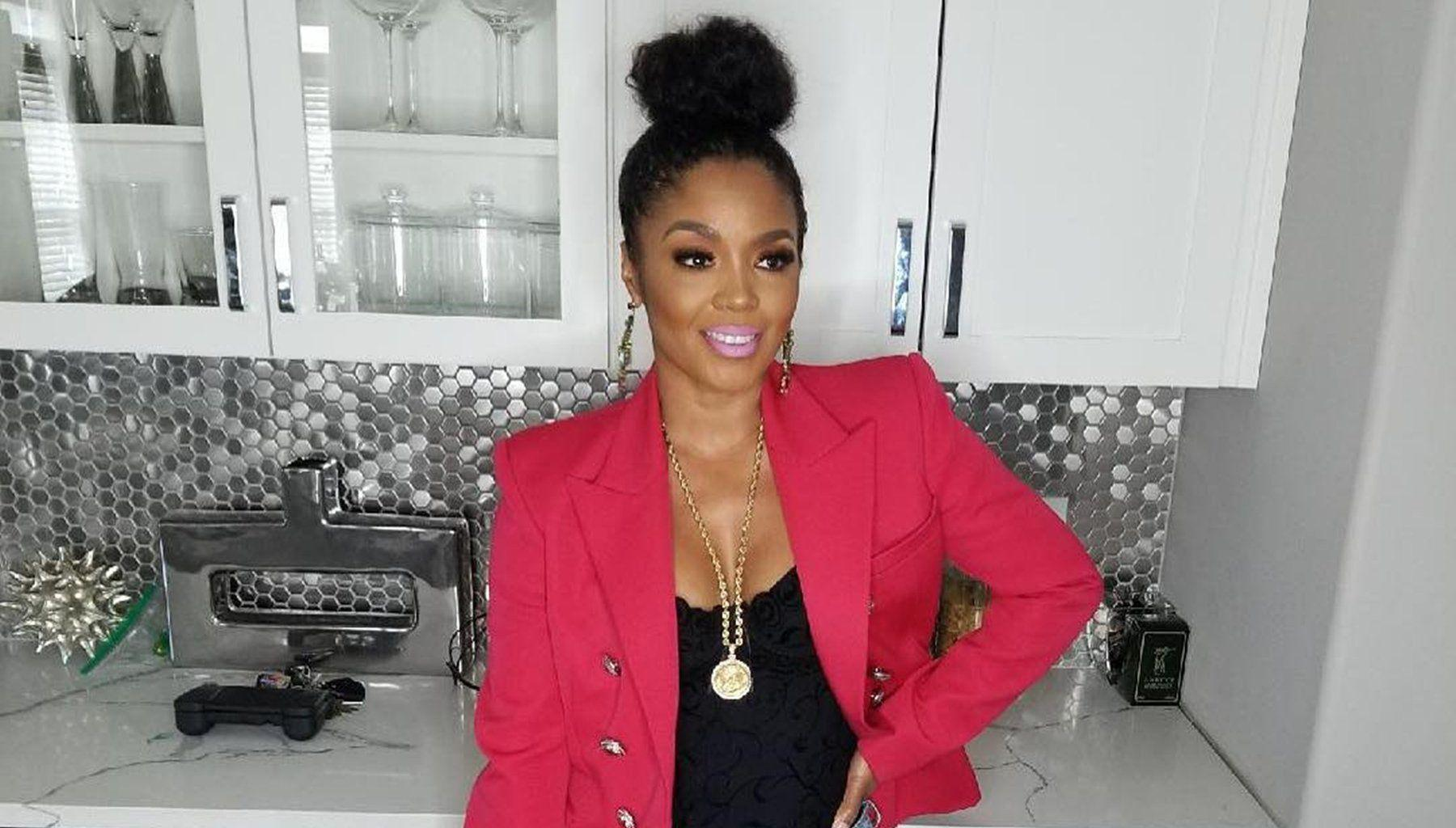 Rasheeda Frost Impresses Fans With This Outfit - Check Out Her Gorgeous Dress