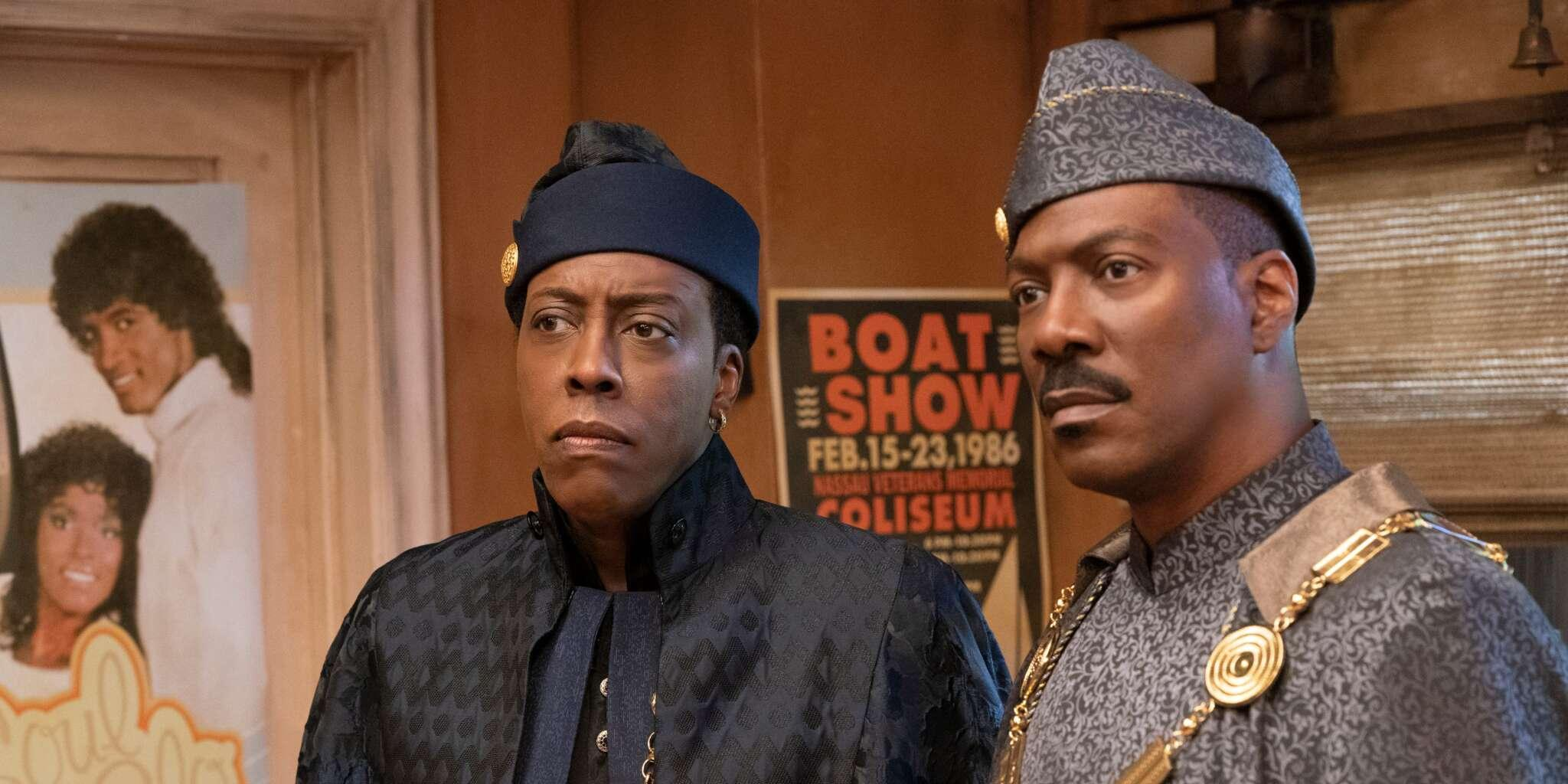 Coming To America 2 Receives Mixed Reviews