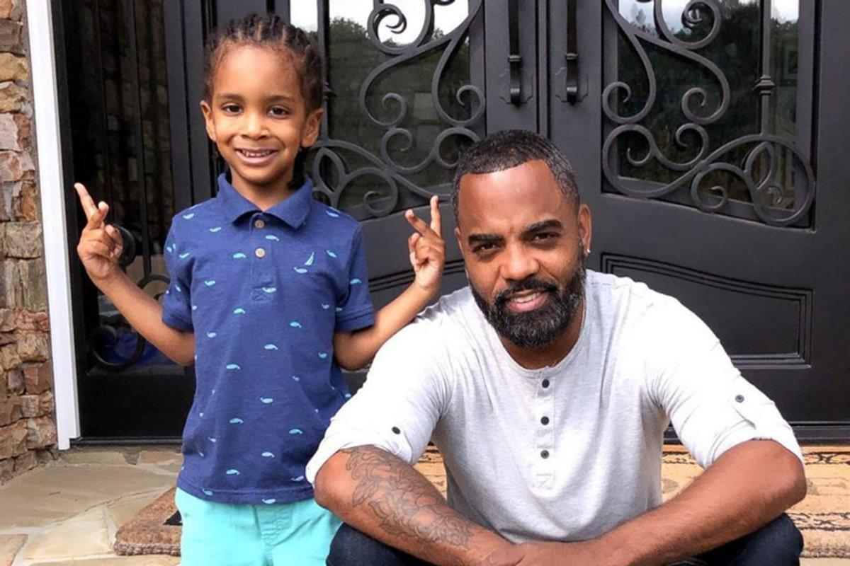 Todd Tucker's Video Featuring Ace Wells Tucker Doing Tricks Around Kandi Burruss Has Fans In Awe