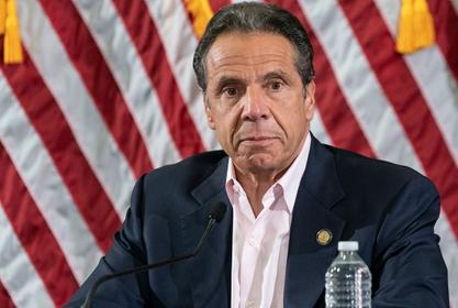 Andrew Cuomo Says He Feels 'Embarrassed' After Harassment Accusations But Refuses To Resign!