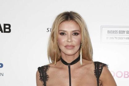 Brandi Glanville Posts Shocking Picture Of Her Burned Face In Response To Plastic Surgery Rumors - Here's What Actually Happened To Her!