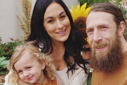 Brie Bella Says Her 3-Year-Old Daughter Is Like A 'Second Mom' To Her Baby Brother - Here's How She Helps Out!