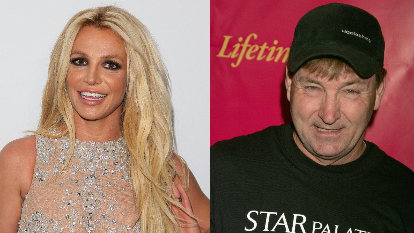 Britney Spears' Father Claims He'd Actually Love Nothing More Than For The Conservatorship To End!
