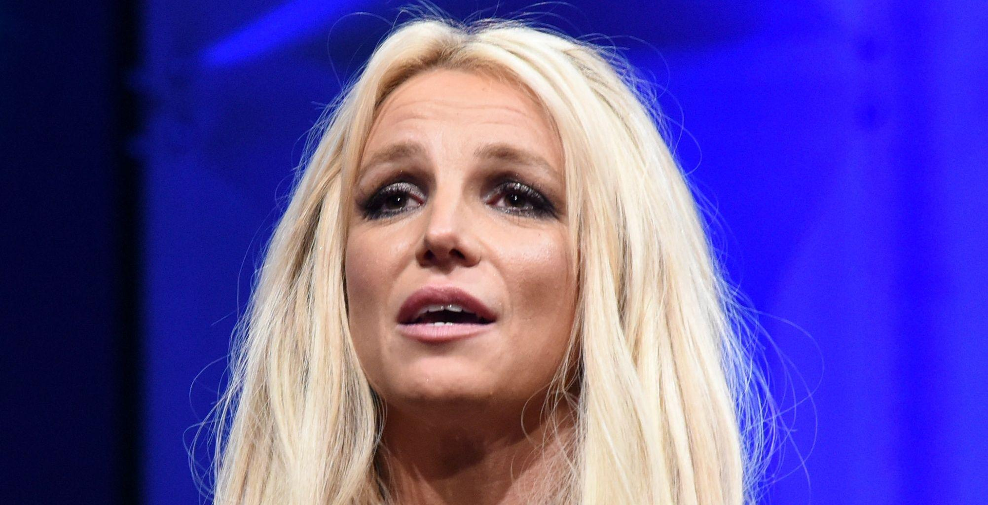 Britney Spears Says Her Documentary Made Her Cry For Weeks