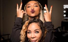 Tiny Harris Publicly Flaunts Her Love For Zonnique Pullins
