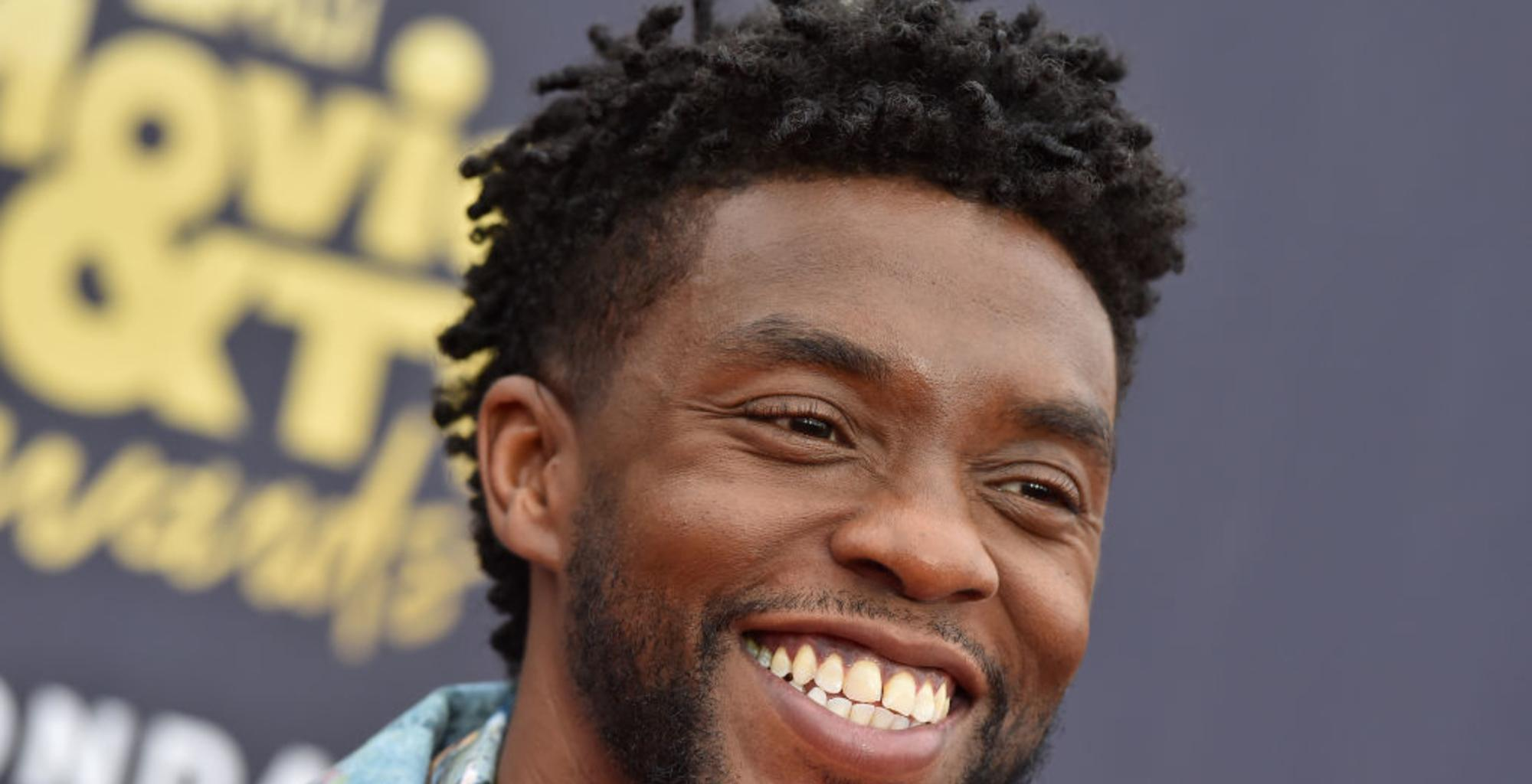 Chadwick Boseman's Widow Delivers Important Speech While Accepting NAACP Image Award In His Name