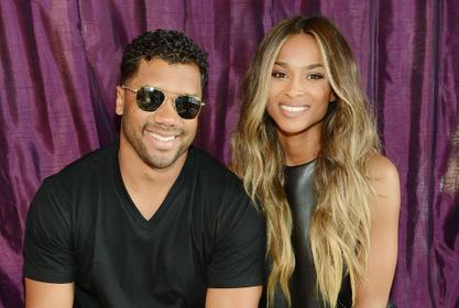 Russell Wilson And Ciara Reveal Whether Future's Toxicity In The Media Affects Them