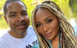 Cynthia Bailey Teaches Mike Hill How To Smize - Check Out Their Funny Video Together