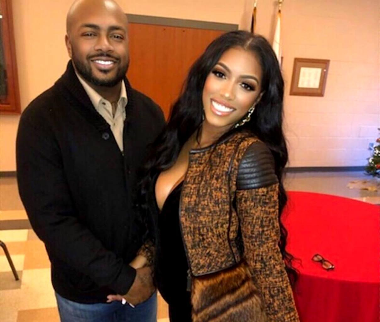 Porsha Williams Has Fans Emotional With A Clip Featuring Dennis McKinley And Baby Girl PJ