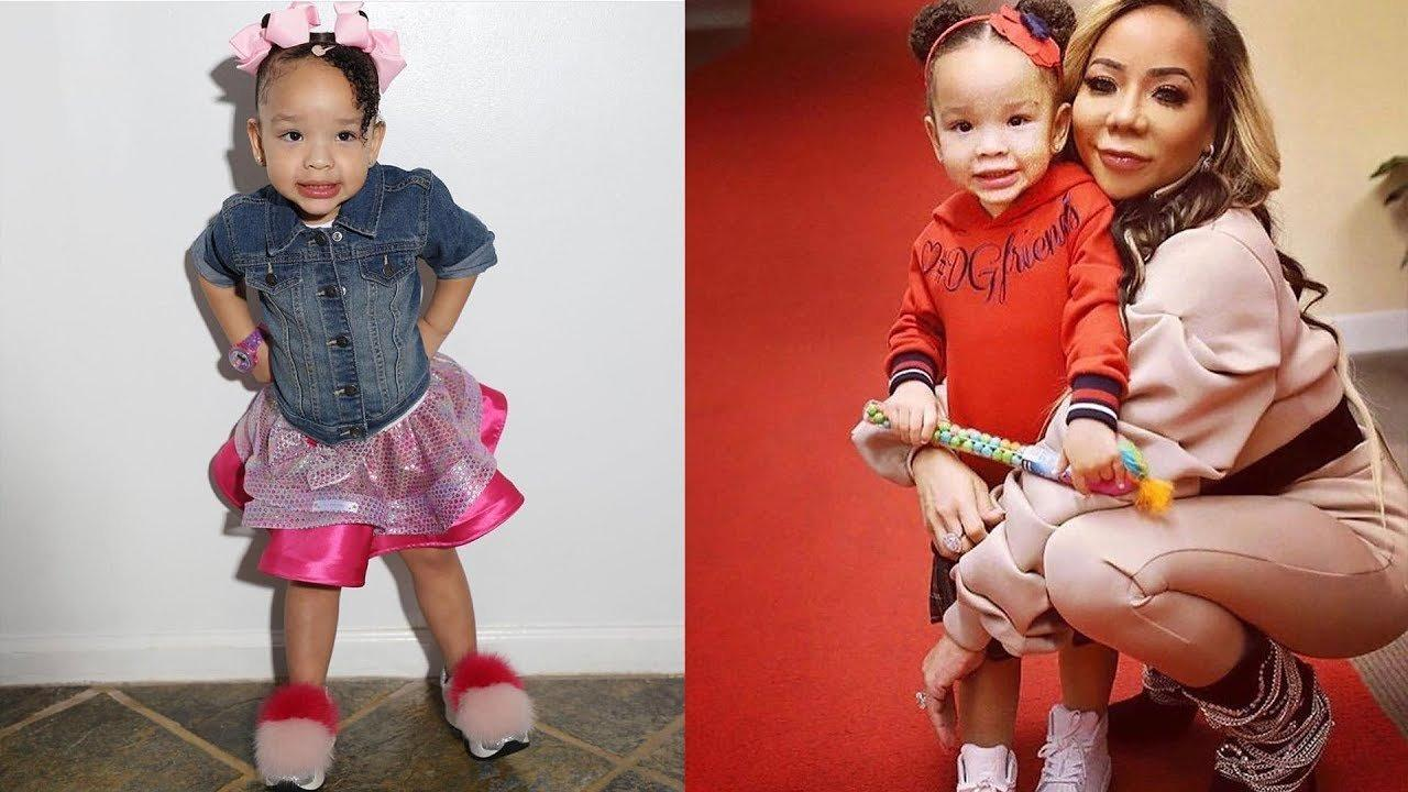 T.I. Gushes Over His Daughter, Heiress Harris - See The Video He Shared