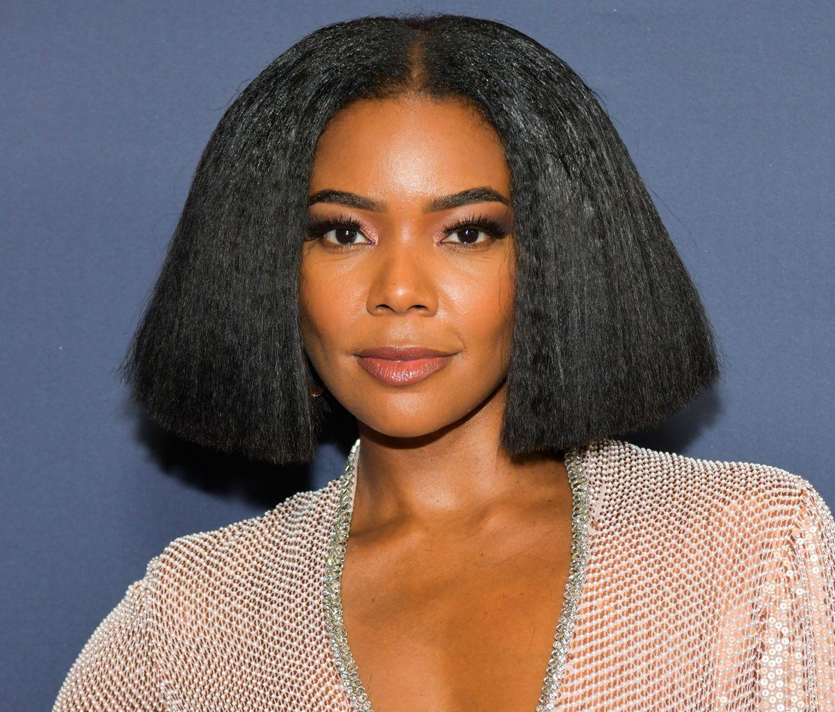 Gabrielle Union Shows Off Her Essentials For A Self Care Sunday