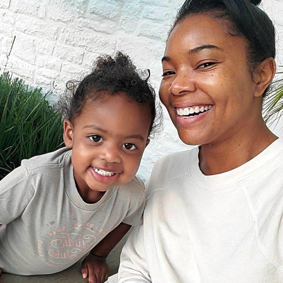Gabrielle Union Shares 'Three Generations Of Badass Women' - See The Photo
