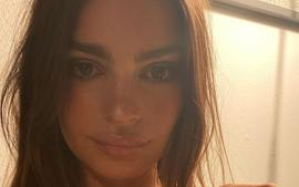 Emily Ratajkowski Shares Photos Of Newborn Baby Sylvester Apollo Bear