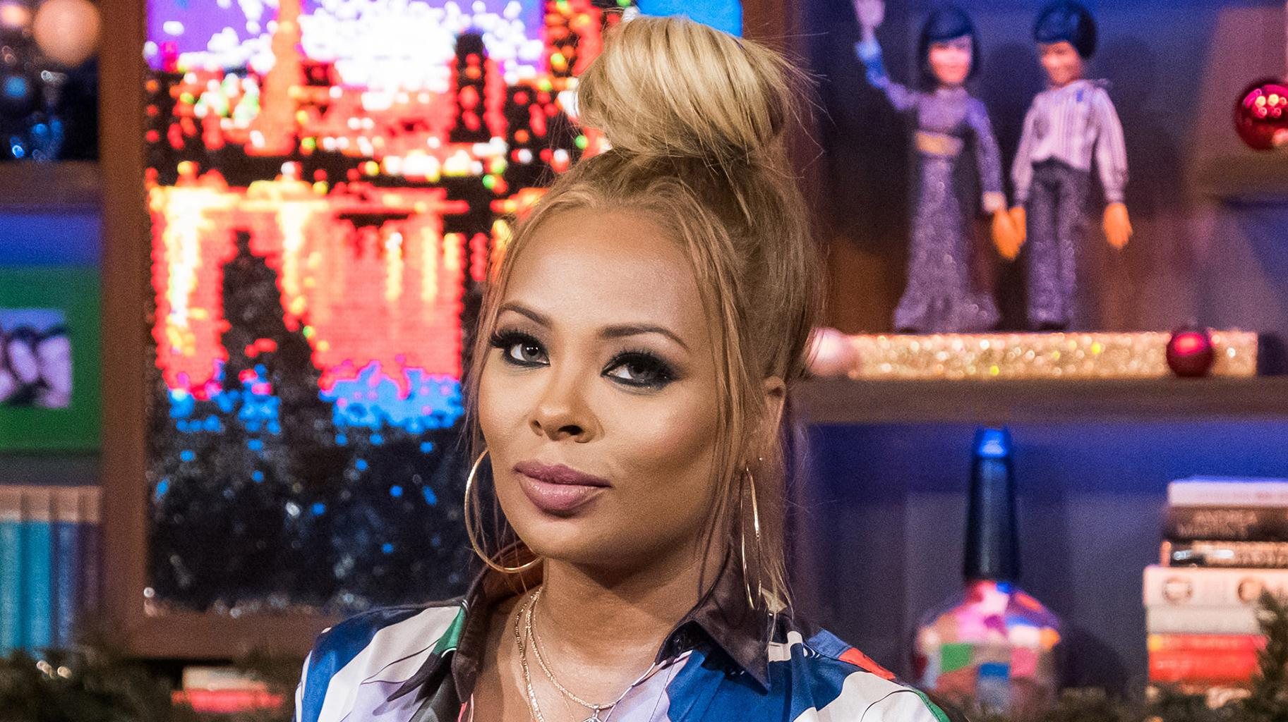 Eva Marcille Says Jade Promotes Happiness - See Her Video