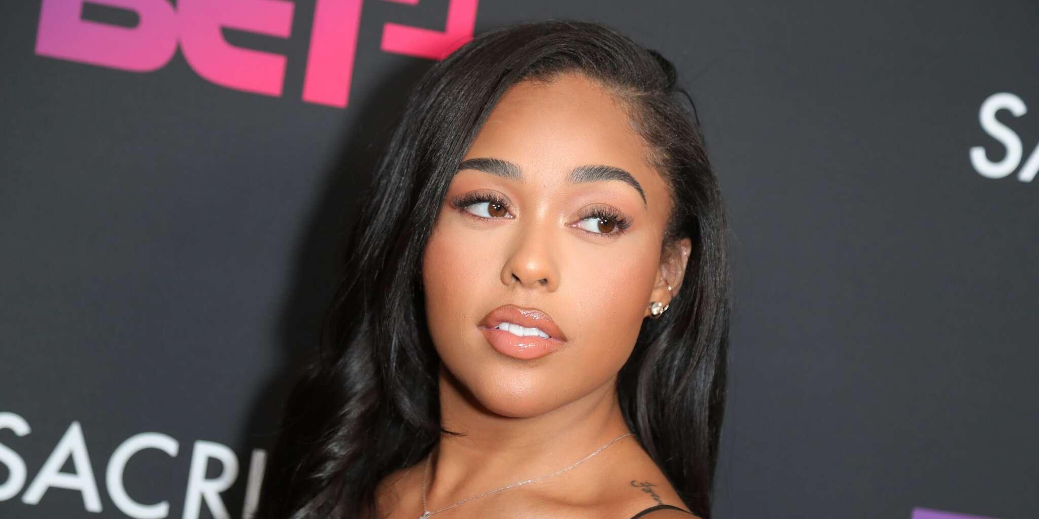 Jordyn Woods Poses In Lingerie And Shows Fans The Cost Of Being The Boss