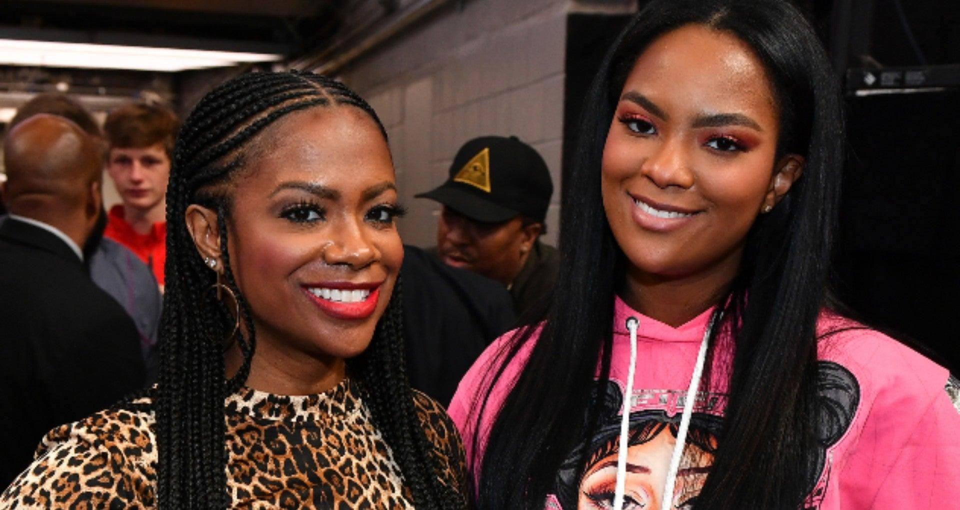 Kandi Burruss Makes Fans Excited With This 'Speak On It' Episode Featuring Kenya Moore