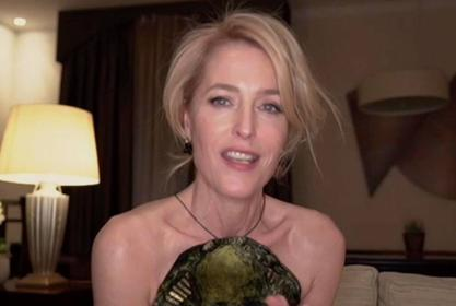 Gillian Anderson Shares How She Feels About Prince Harry's Comments On 'The Crown!'