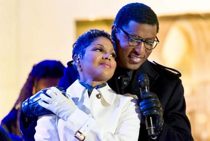 Toni Braxton Gushes Over BabyFace - Check Out The Message That She Shared On Social Media