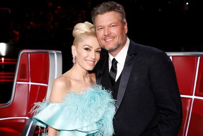 Gwen Stefani Credits Blake Shelton For Her Timeless Beauty!