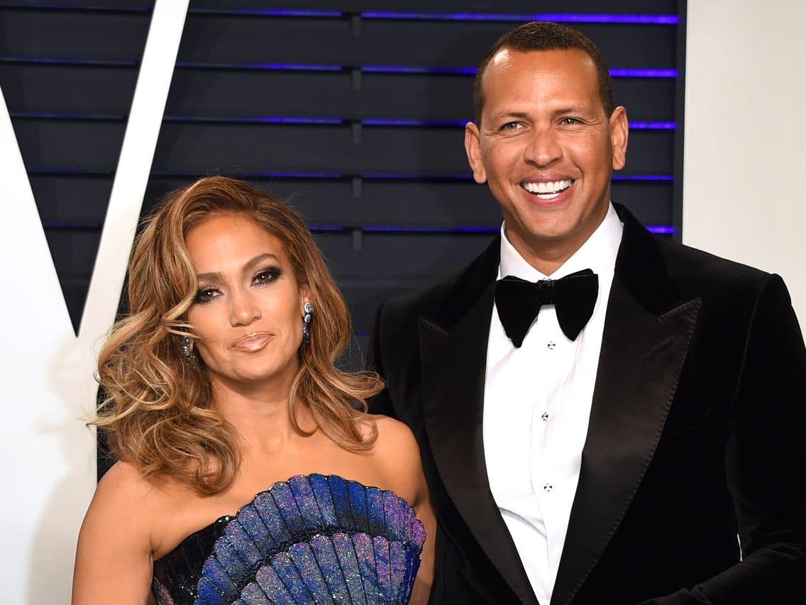 Jennifer Lopez And Alex Rodriguez Reportedly Staying Together For Their Blended Family For Now