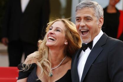 George Clooney And Julia Roberts Film New Movie In Bali Are Their Spouses Worried Over Their Insane Chemistry?