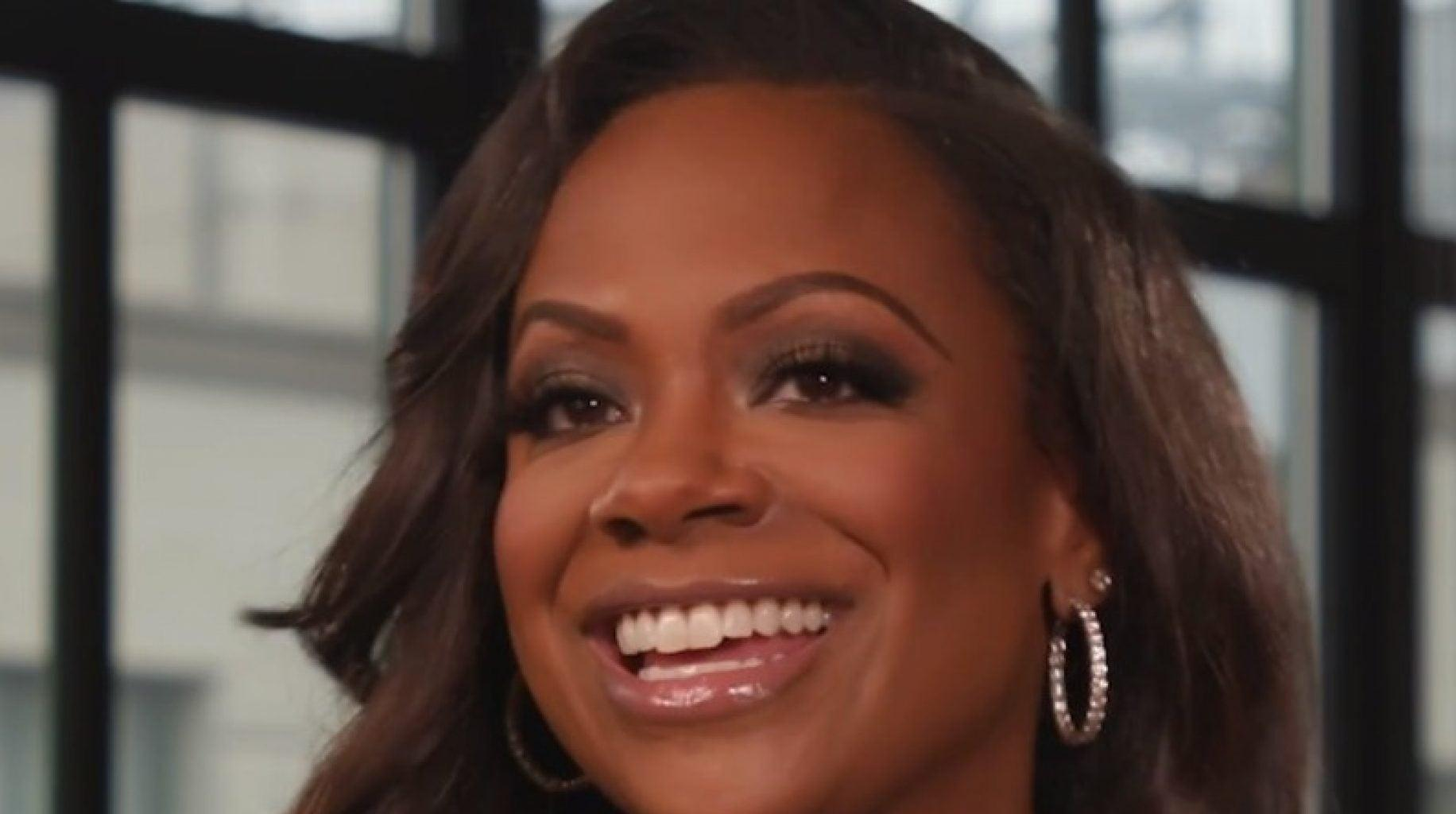 Kandi Burruss Is Preparing An Epic 90s Party - See Her Announcement