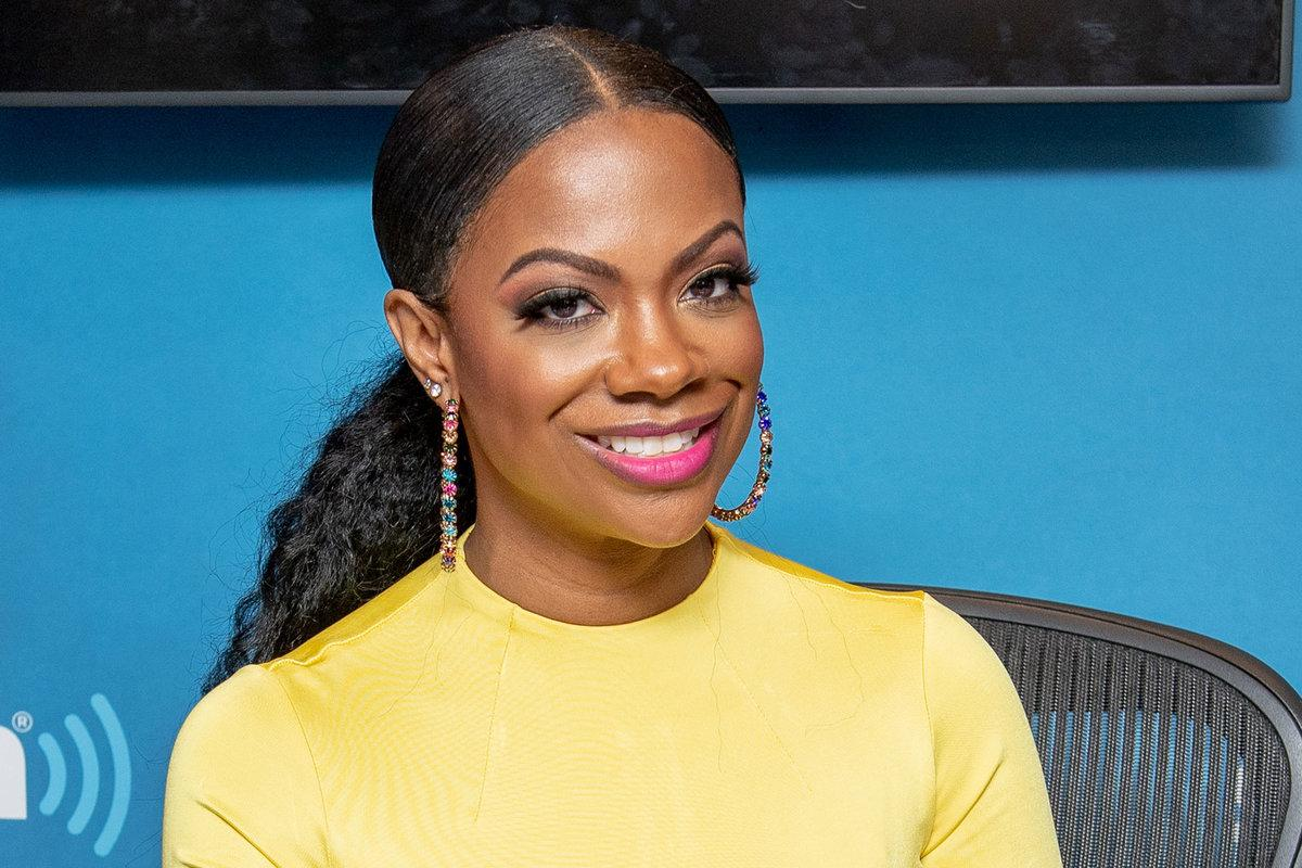 Kandi Burruss Tells Fans She Is A Big Tina Turner Fan - Check Out Her Clip