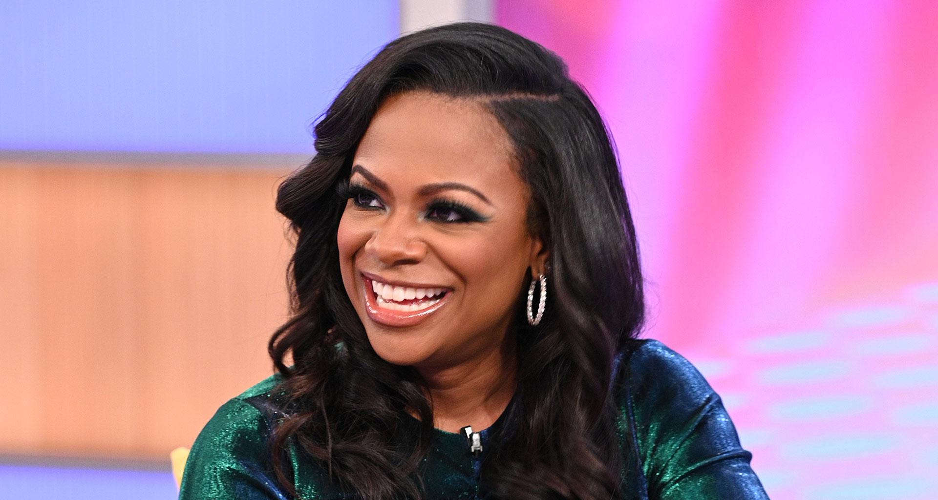 Kandi Burruss Talks About Getting Snatched - See Her Video