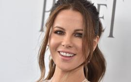 Kate Beckinsale Shows Off Her New Blonde Look For Upcoming TV Series