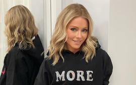 Kelly Ripa Looks Just Like Her Mom — Check Out Their Twinning Photos!