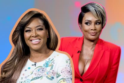 Vivica Fox Lets Bygone Be Bygones And Accepts Kenya Moore's Apology